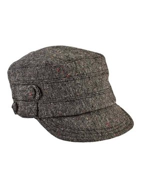 a23fa452f6194 Product Image Women s San Diego Hat Company Cadet Speckled Tweed Newsboy  Cap CTH8063