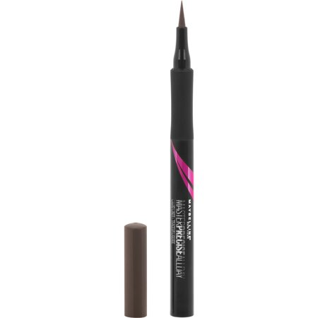 Maybelline Eyestudio Master Precise All Day Liquid Eyeliner, Forest