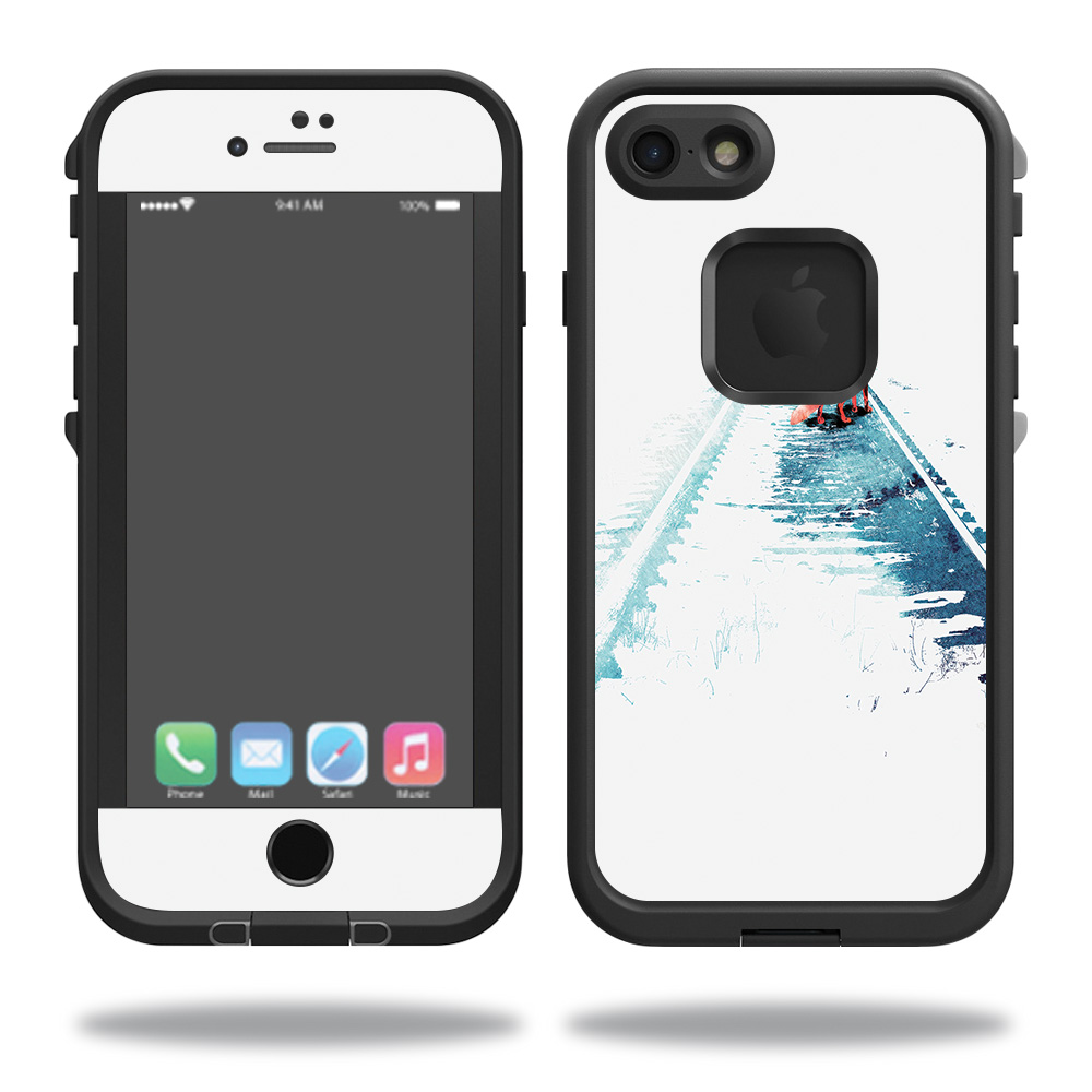 MightySkins Skin For Lifeproof iPhone 5C Case fre, 5/5s/SE 5 1301 6, 6 Plus or 6S | Protective, Durable, and Unique Vinyl Decal wrap cover Easy To Apply, Remove, Change Styles Made in the USA