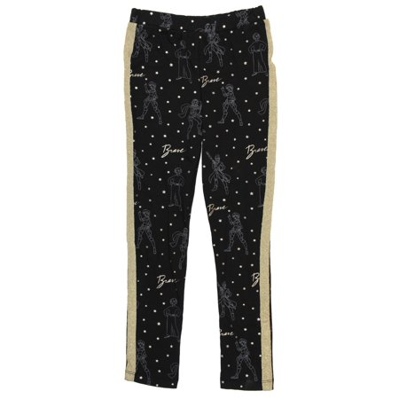Star Wars Girls' Rey Leia Forces Of Destiny Lounge Pants (Large, 10/12) - Star Wars Girl Characters