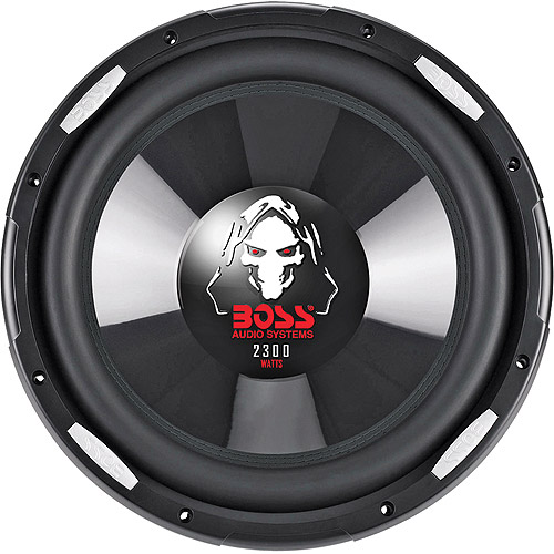 "Boss Audio 12"" Dual 4-Ohm Voice Coil Subwoofer (One Subwoofer)"