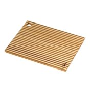 Laguna Honey Stripe Cutting Board Island Bamboo 1 Board