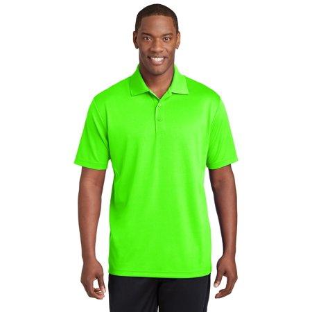 Sport-Tek® Posicharge® Racermesh™ Polo. St640 Neon Green 3Xl - image 1 de 1