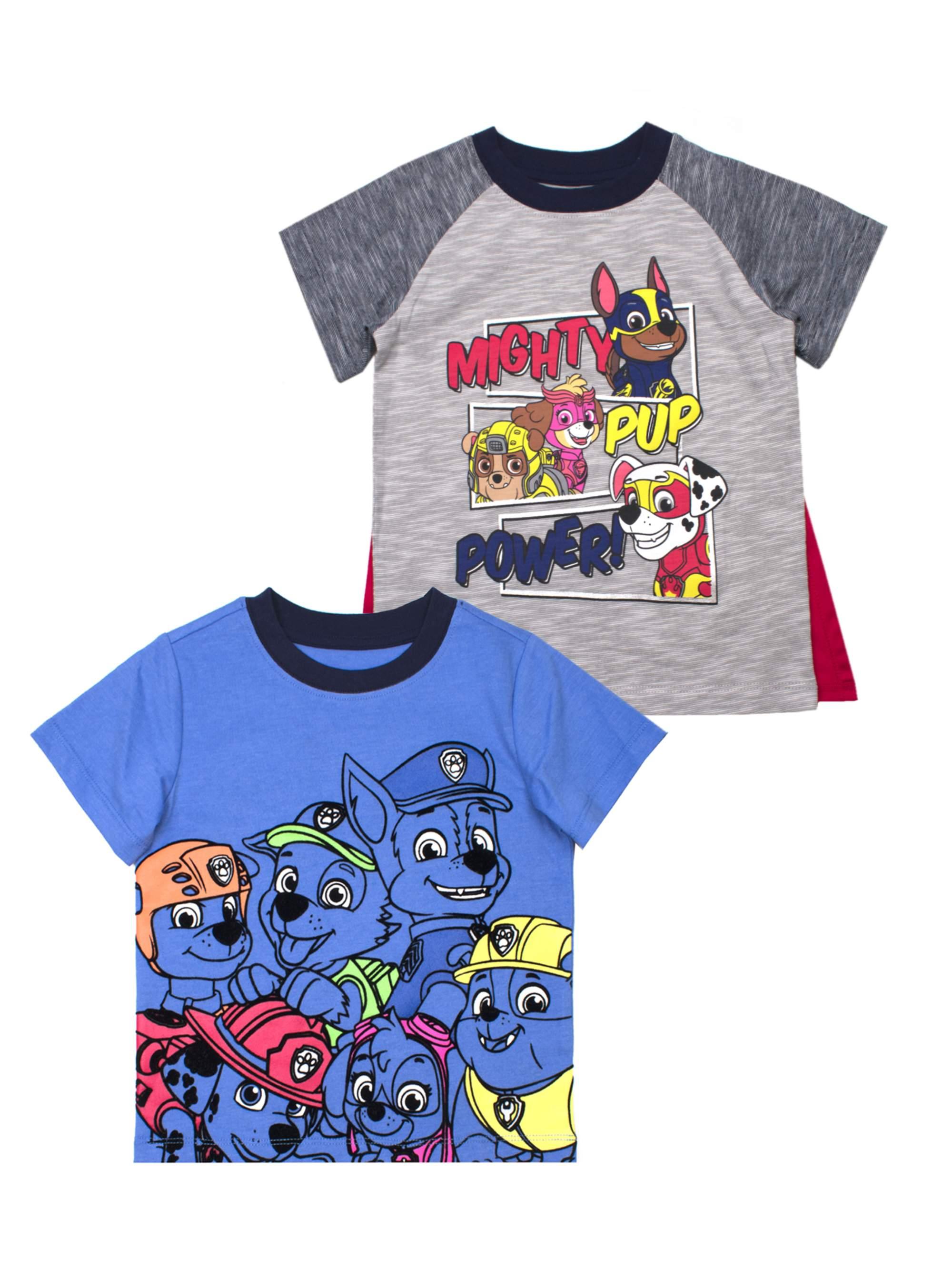 Short Sleeve T-Shirt, 2pk (Toddler Boys)