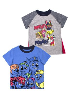 c7f6a7340 Product Image Paw Patrol Short Sleeve T-Shirt, 2pk (Toddler Boys)