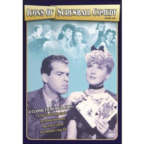 Icons Of Screwball Comedy, Vol. 1 (Full Frame) by SONY CORP