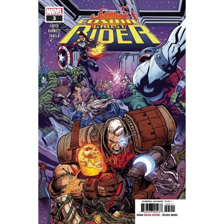 Marvel Cosmic Ghost Rider #3 of 5