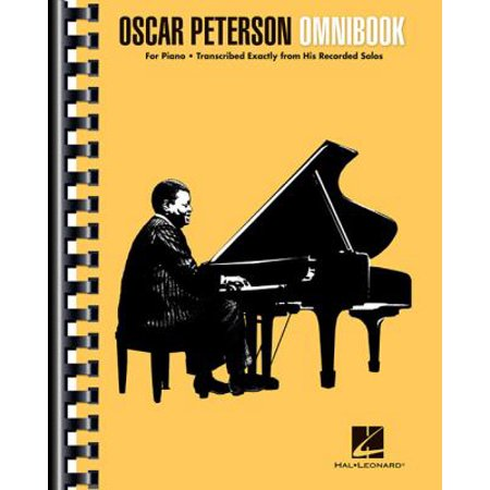 Omnibook  For Piano   Transcribed Exactly From His Recorded Solos