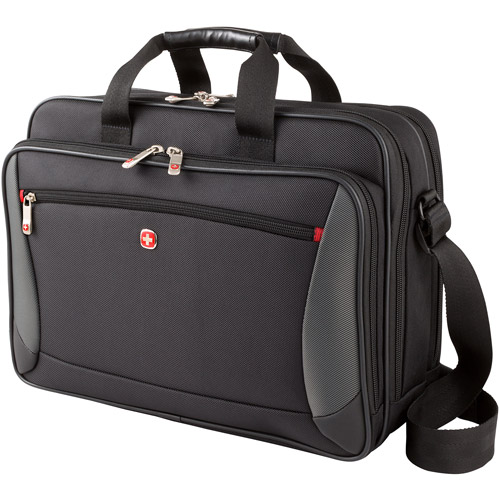 "Wenger 64038010 Mainframe 15.6"" Laptop Case, Black"