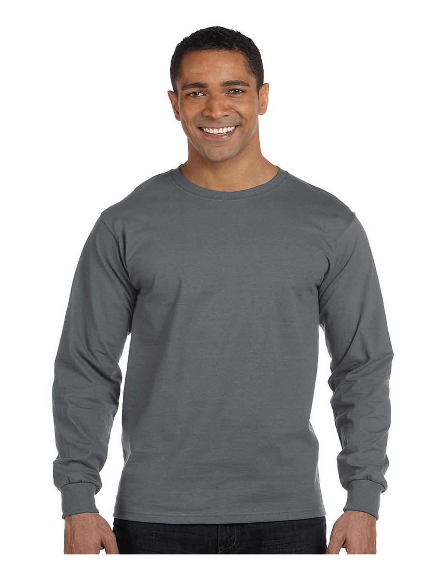 Fruit Of The Loom Lofteez Hd Long Sleeve T-Shirt, Style HD6LR