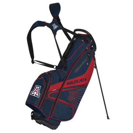 Team Effort Arizona Wildcats GridIron III Stand Golf Bag