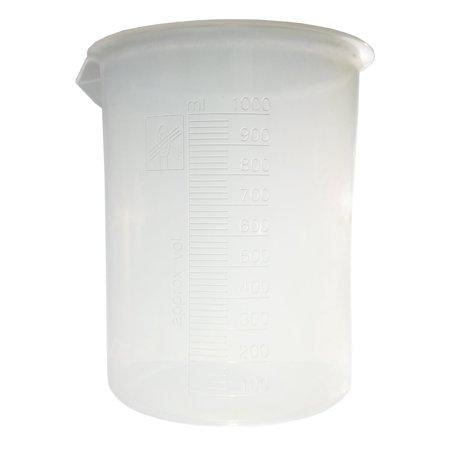 1000 Beakers (GSC International BKPP-1000-EA Polypropylene Beaker - 1000ml )