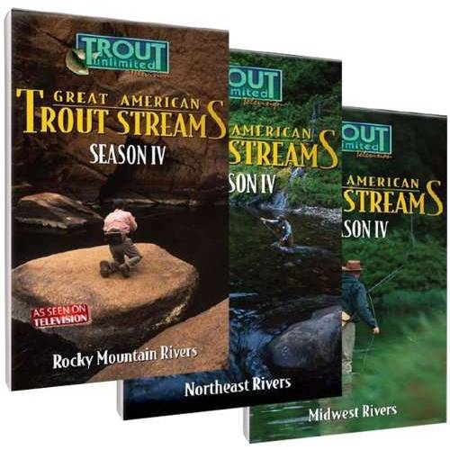 Great American Trout Streams Series 4
