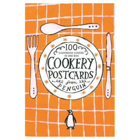 Cookery Postcards from Penguin