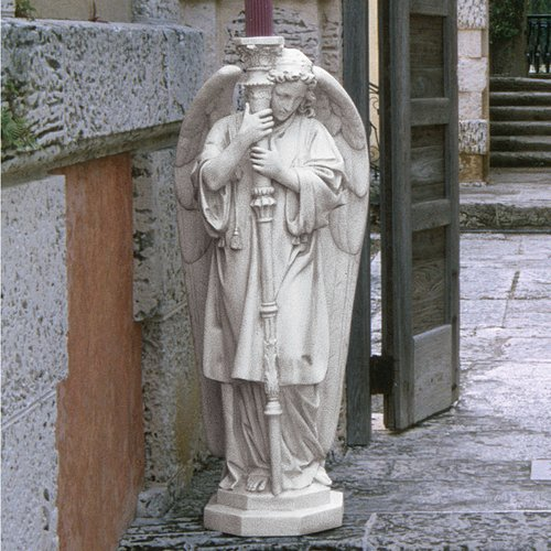 Design Toscano Padova Guardian Angels Statue