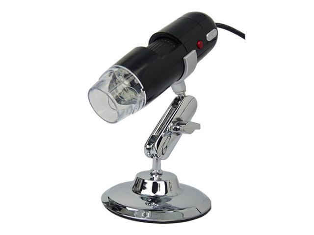 AGPtek Handheld Digital USB Microscope and Stand with Built in 2MP Camera for Capture of Video and IMages by AGPtek