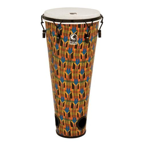 Toca Freestyle Mechanically Tuned Ashiko Drum by Toca
