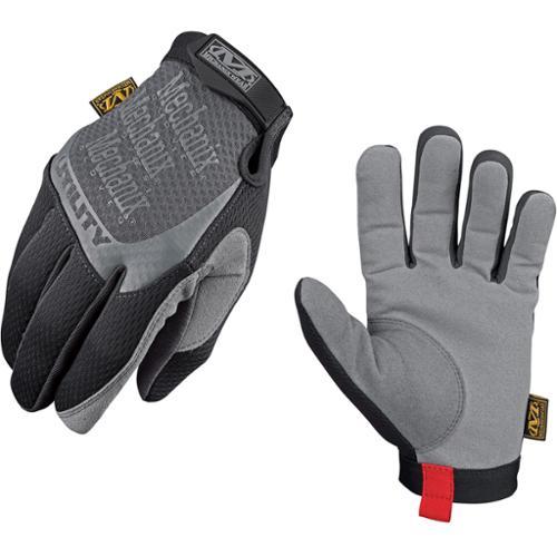 Mechanix Wear Multipurpose Utility Gloves - Black & Grey - XX-Large