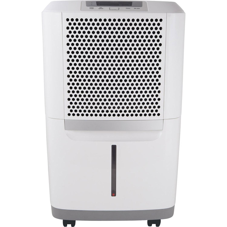 Frigidaire High Efficiency 50-Pint Dehumidifier - Walmart.com on