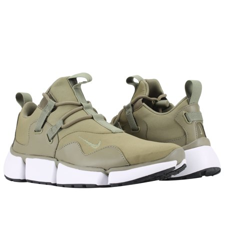 Nike Pocketknife DM Trooper Green/White Men's Running Shoes 898033-200 -  Walmart.com