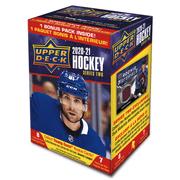 2020-21 Upper Deck Series 2 Blaster Factory Sealed Hockey Box