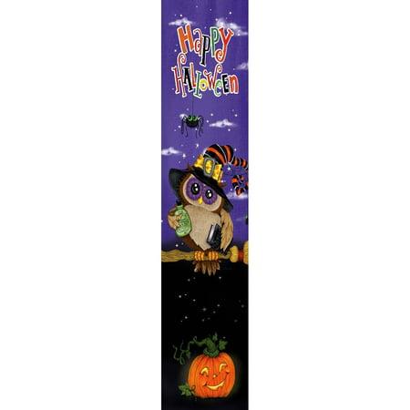 Custom Decor Yard Expression - Halloween Owl - Halloween Expressions