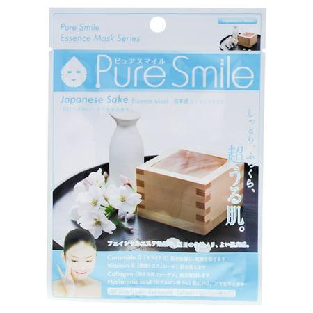 Essence mask - Japanese Sake by Pure Smile for Women - 0.8 oz Mask - image 1 of 1