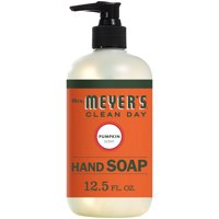 Mrs. Meyers Clean Day Hand Soap,Pumpkin, 12.5 fl oz
