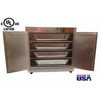 HeatMax 25x15x24 Commercial Hot Box Catering Food Warmer, Hot Food, Pizza, Pastry, Empanada, Patty, Concession, Heated Case