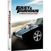 Fast & Furious: 8-Movie Collection by