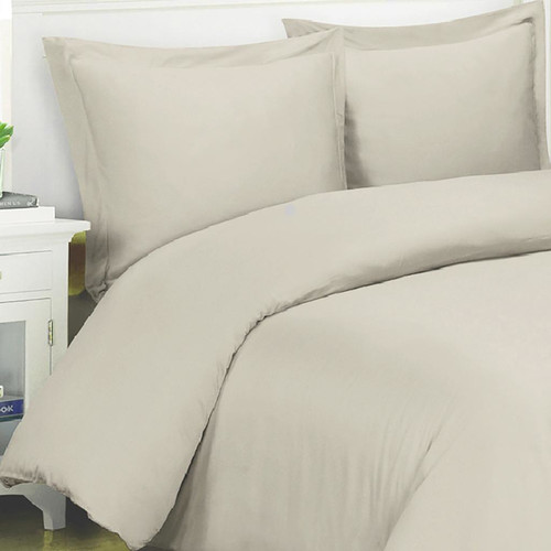 Vivendi Home 3 Piece Duvet Cover Set
