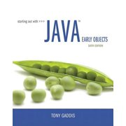 Starting Out with Java : Early Objects
