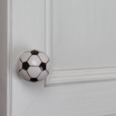 Soccer Drawer Knob (GlideRite Hardware Soccer Novelty)