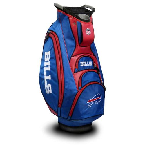 Team Golf NFL Buffalo Bills Victory Golf Cart Bag
