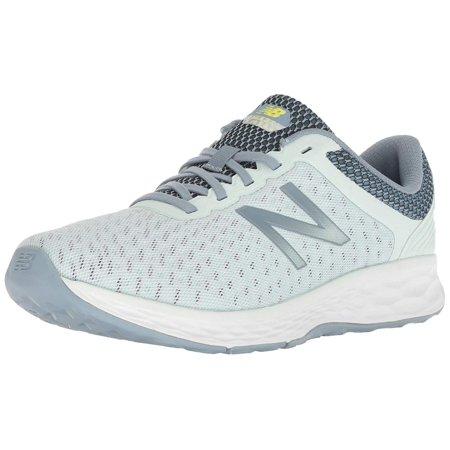 New Balance Womens Wkaymr01 Low Top Lace Up Running Sneaker, Ocean Air, Size