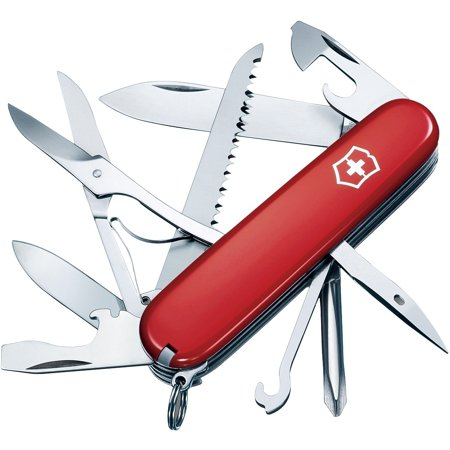 MAP My First Victorinox Red