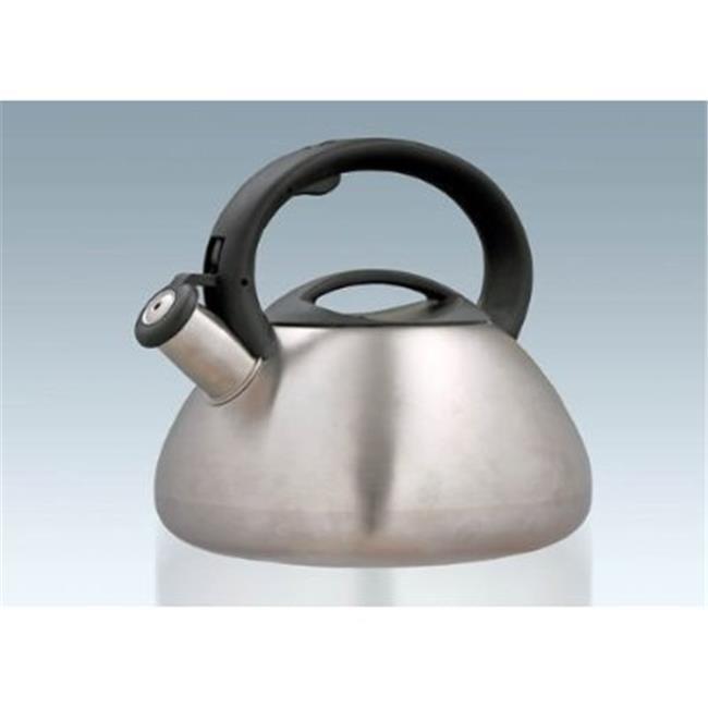Lifetime 5153164 Stainless Steel Whistling Tea Kettle 2.3 Quart