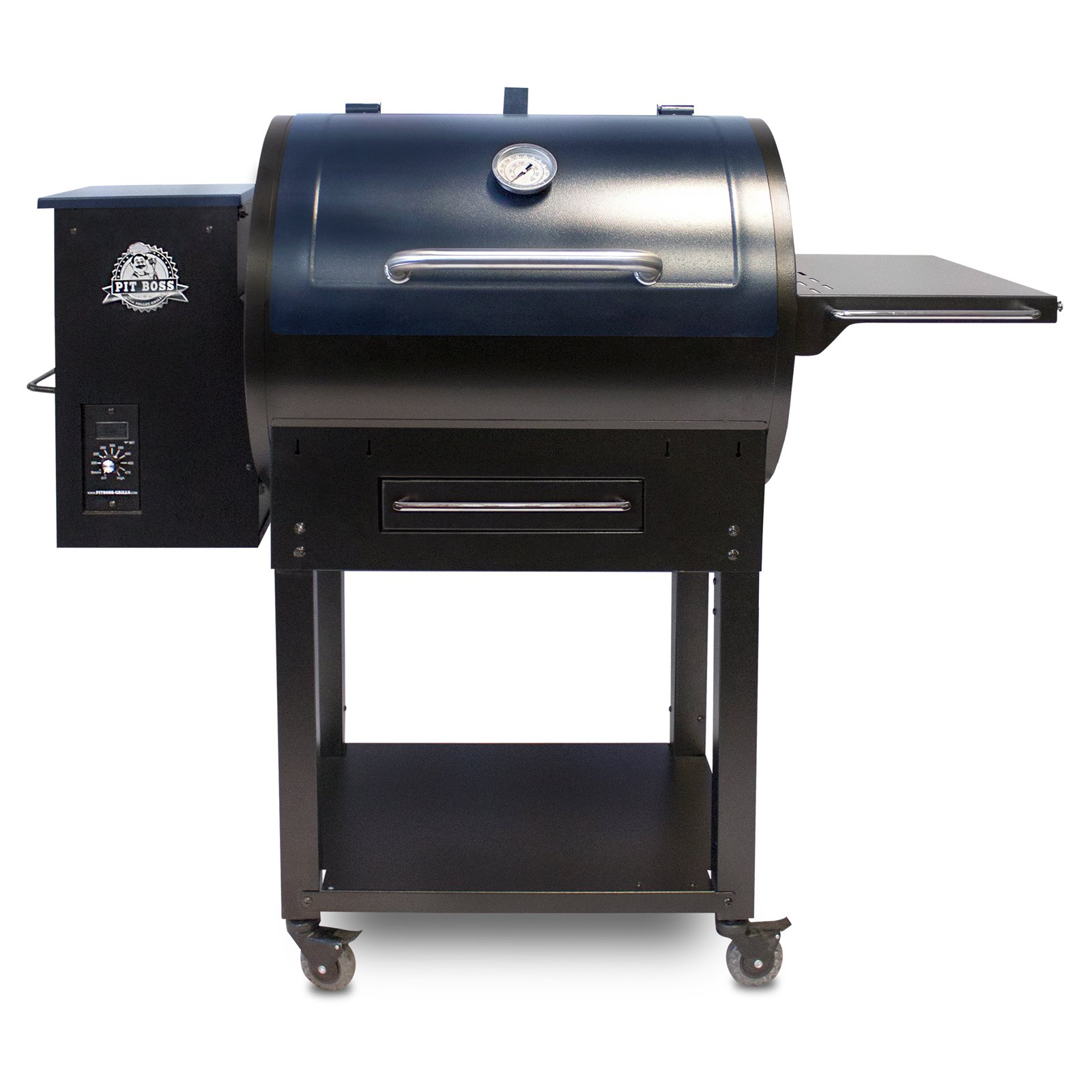 Pit Boss 700S Wood Fired Pellet Grill w/ Flame Broiler