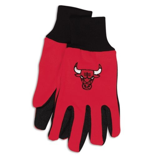 Wincraft R1203TTG Sports Utility Gloves - Chicago Bulls
