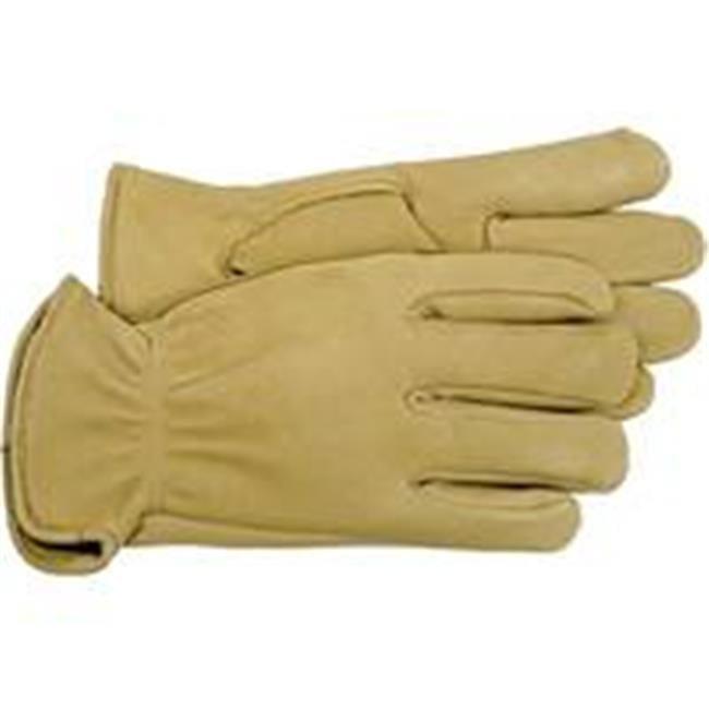 Boss 4085M Premium Grain Deerskin Work Gloves Medium - image 1 of 1