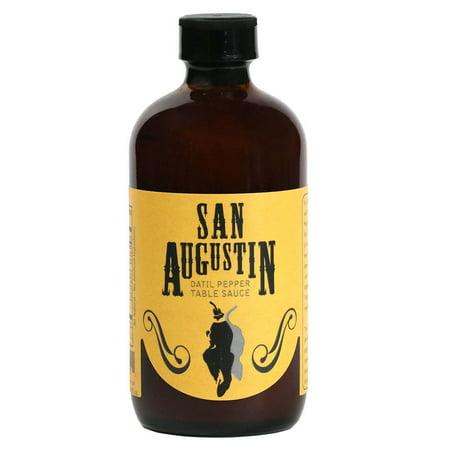 San Augustin - Datil Pepper Table Sauce, 8oz