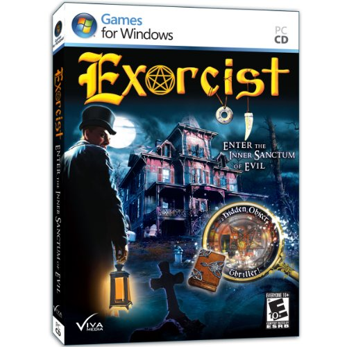 Taketwo Interactive V00799 Pc Exorcist Mbx