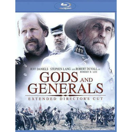 Gods And Generals (Extended Director's Cut) (Blu-ray) (Widescreen)