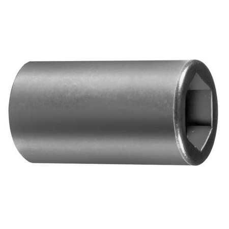 Irwin 1, Square Drive Bit Holder, S2 Steel, (1 Square Drive Bit)
