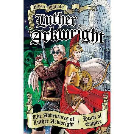 ISBN 9781506717715 product image for Luther Arkwright (Paperback)   upcitemdb.com