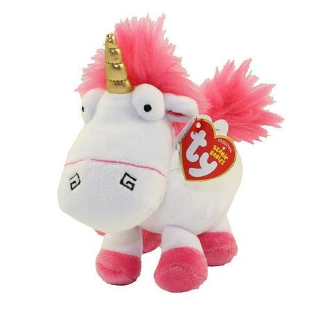 Cp New Ty Beanie Babies Despicable Me 3 Fluffy Unicorn Plush Stuffed Animal Plush 8