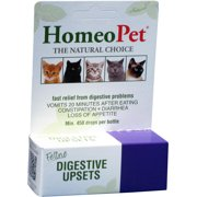 Homeopet Feline Digestive Upsets (15 ml)