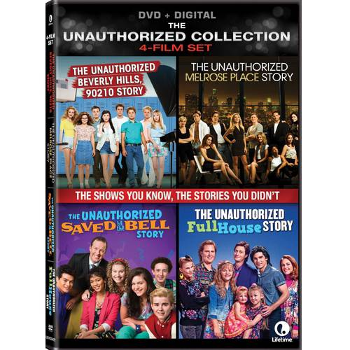 The Unauthorized Collection 4-Film Set (DVD + Digital Copy)
