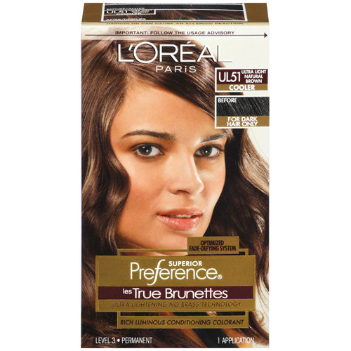 Oreal Paris Superior Preference Les True Brutes Hair Color Ultra Light ...