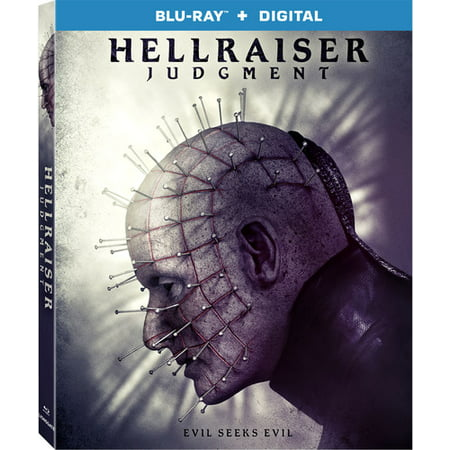 Hellraiser: Judgement (Blu-ray + Digital) - Hellraiser Pinhead